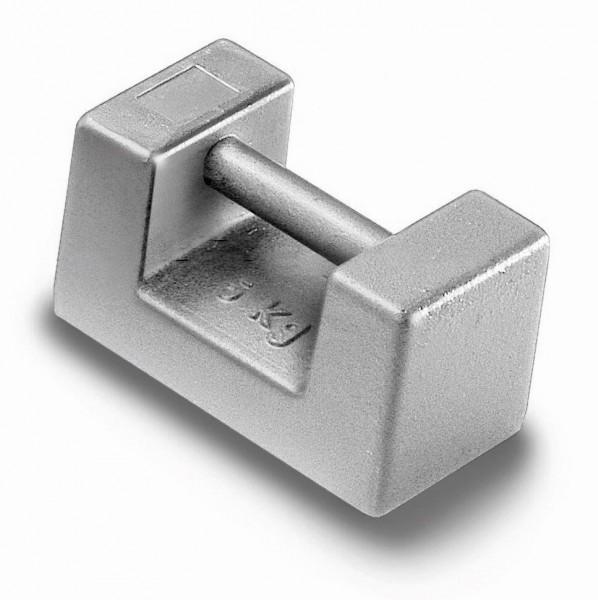 M1 Blockgewicht Edelstahl