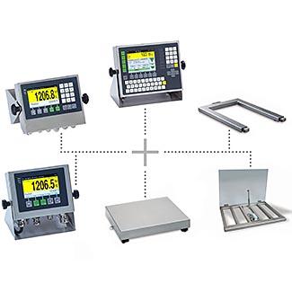 Individuelle Wägetechnik, Komponentenbau vom Spezialisten bei Waagen-Kaufen-Mieten.de